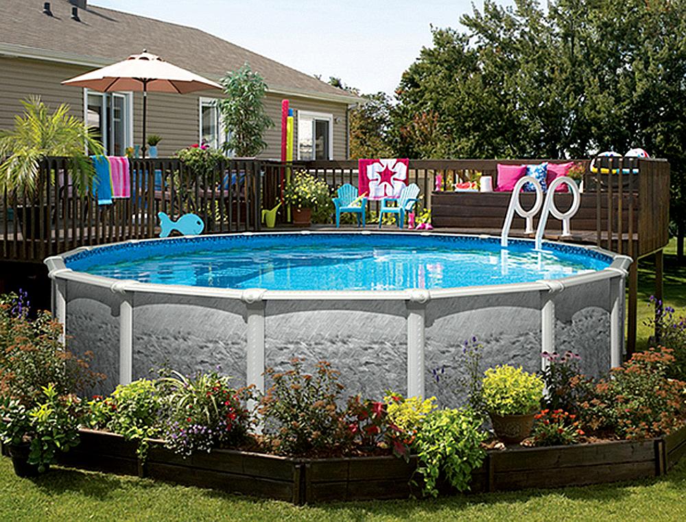 Above-Ground Pools