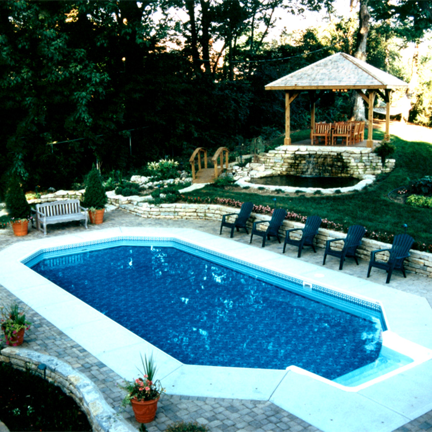 A Knickerbocker in-ground swimming pool will be the best investment you'll ever make in your family.