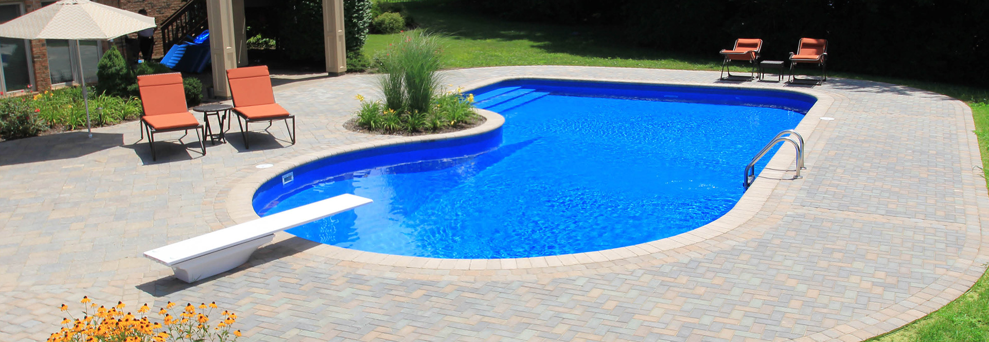 Knickerbocker Pools is your local expert for in-ground pools.