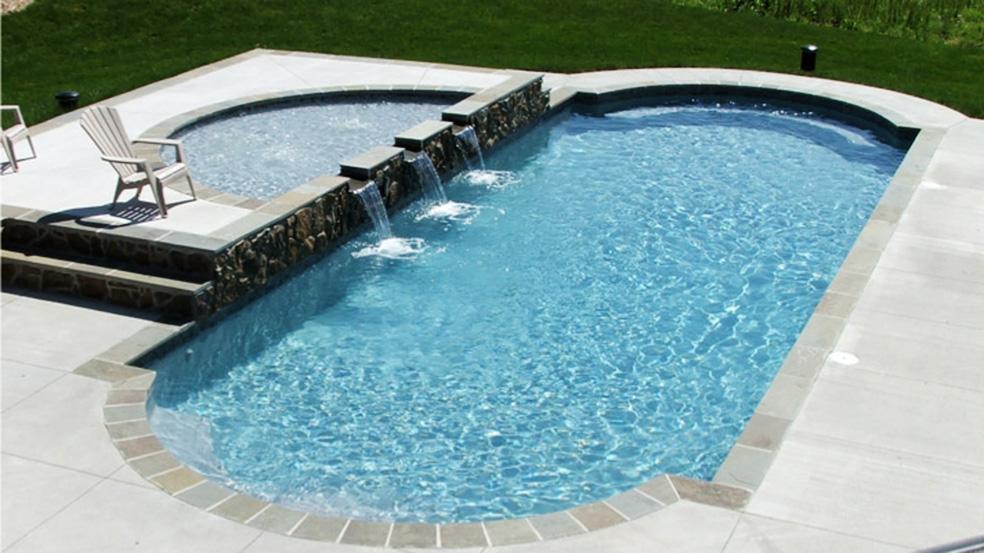 Trilogy – limitless fiberglass swimming pools