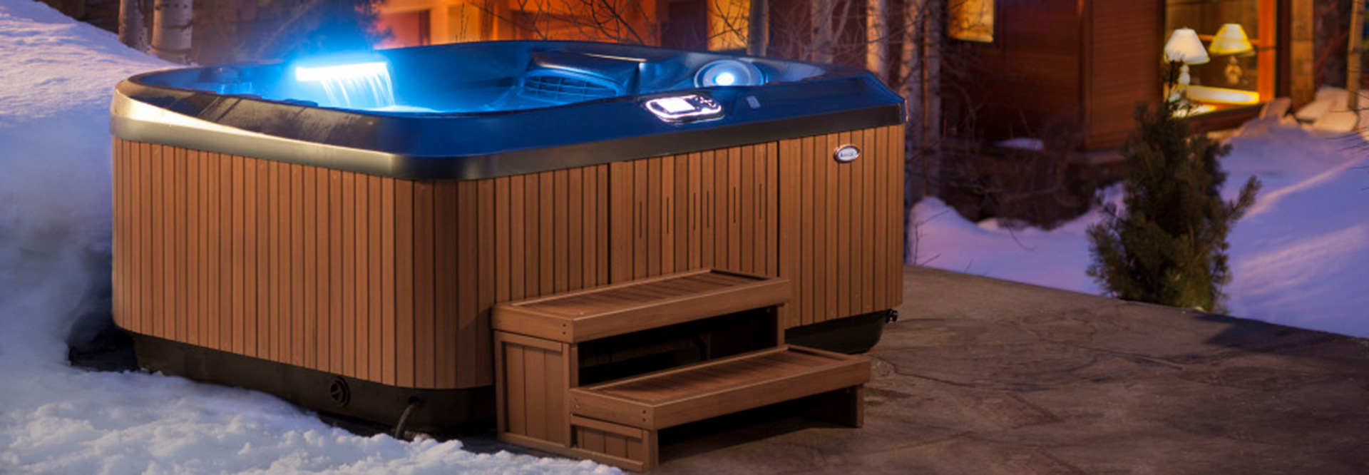 Knickerbocker Pools and Spas is the best place in the area to find the highest quality hot tubs.
