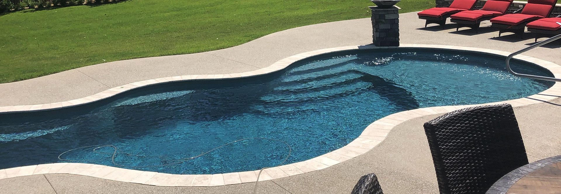 Knickerbocker Pools offers the the best fiberglass pool for your money.