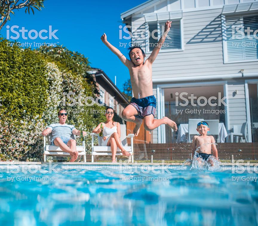 Enjoy your Knickerbocker pool!
