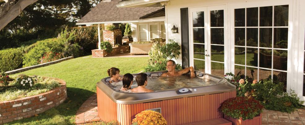 Feel Good And Enjoy Good Times With A Knickerbocker Hot Tub.