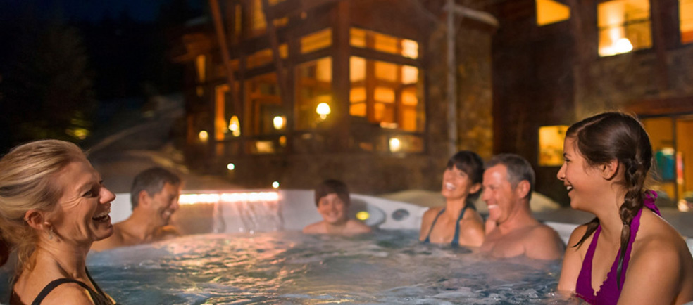 Jacuzzi® Brand Hot Tubs from Knickerbocker Pools and Spas